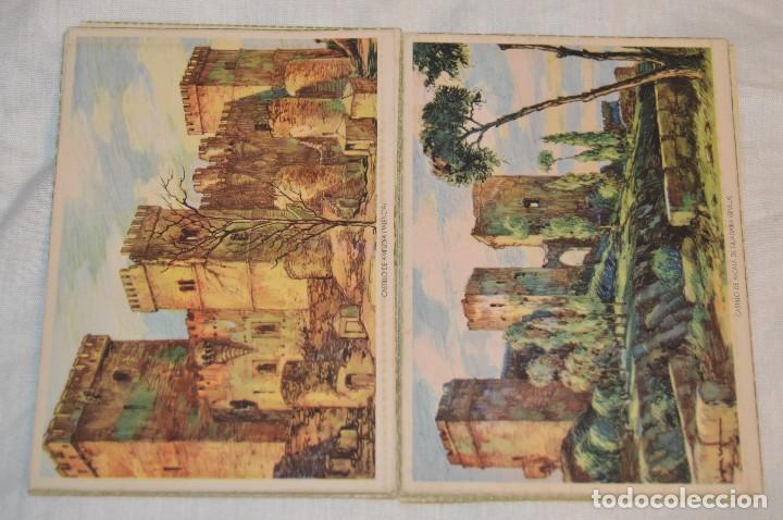 Postales: Serie 5502 LAIETANA - CASTILLOS DE ESPAÑA - COMPLETA 10 Postales - ¡Mira, haz oferta! - Foto 6 - 109291651