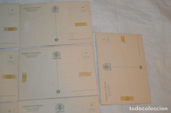Postales: Serie 5502 LAIETANA - CASTILLOS DE ESPAÑA - COMPLETA 10 Postales - ¡Mira, haz oferta! - Foto 9 - 109291651