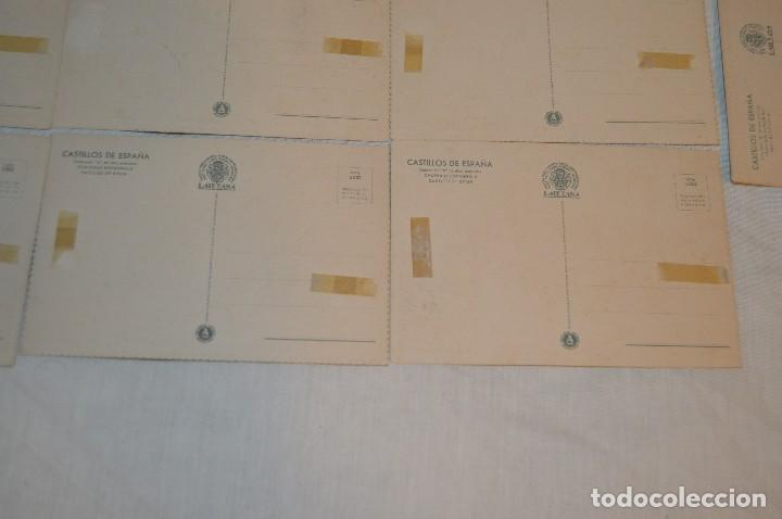 Postales: Serie 5502 LAIETANA - CASTILLOS DE ESPAÑA - COMPLETA 10 Postales - ¡Mira, haz oferta! - Foto 10 - 109291651