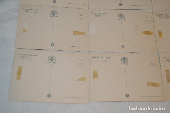 Postales: Serie 5502 LAIETANA - CASTILLOS DE ESPAÑA - COMPLETA 10 Postales - ¡Mira, haz oferta! - Foto 11 - 109291651