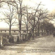 Postales: CAMPAMENTO DE LA VALBONNE. AIN. FRANCIA. Lote 110113583