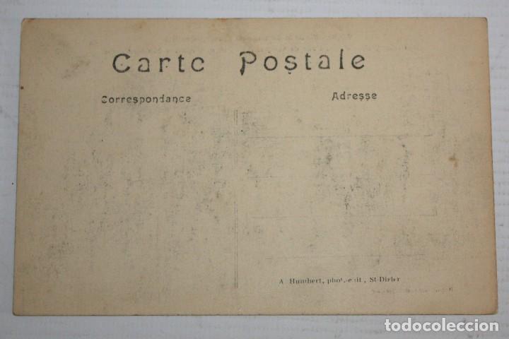 Postales: ANTIGUA POSTAL DE LA BATAILLE DE LA MARNE (1914). REVIGNY (FRANCIA). VISTA DESPUES DEL BOMBARDEO - Foto 2 - 111099303