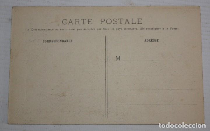 Postales: ANTIGUA POSTAL DE TEMATICA MILITAR. VISTA DE UNA TRINCHERA (VOSGES, FRANCIA). SIN CIRCULAR - Foto 2 - 111227047