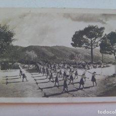 Postales: POSTAL CAMPAMENTO FRENTE JUVENTUDES SECCION FEMENINA . CIRCALADA DE TORREMOLINOS A CORDOBA, 1952. Lote 112526659