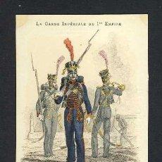 Postales: POSTAL MILITAR ILUSTRADA FRANCESA DE UNIFORMES MILITARES: MARINO. Lote 112774411