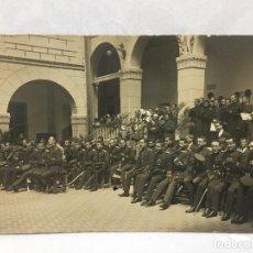 Postales: POSTAL ACADEMIA MILITAR FOTOGRAFO TOLEDO. Lote 114194419