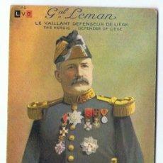 Postales: POSTAL GENERAL LEMAN . Lote 117502779