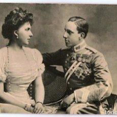 Postales: POSTAL SS. MM. D. ALFONSO XIII Y Dª VICTORIA EUGENIA . Lote 117503079
