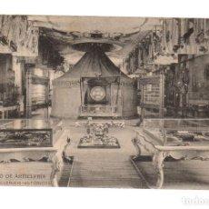 Postales: POSTAL - MUSEO DE ARTILLERIA - SALÓN DE RERCUERDOS HISTÓRICOS - Nº19 - HAUSER Y MENET -. Lote 117822231