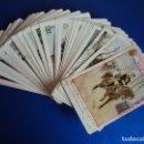 Postales: (PS-55715)LOTE DE 50 POSTALES(COMPLETA)UNIFORMES MILITARES ESPAÑOLES-ILUSTRADA M.PICOLO. Lote 117973895