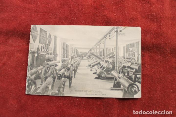 Postales: POSTAL MUSEO DE ARTILLERIA MADRID, SALA DE ARTILLERIA, HAUSER Y MENET - Foto 2 - 120545207