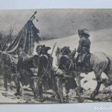 Postales: POSTAL ANTIGUA. SALONS DE PARIS. 1922. HENRY JACQUIER. . Lote 126523395