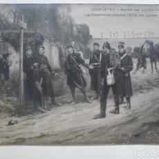 Postales: POSTAL ANTIGUA. SALON DE 1912. LUCIEN MARCHET. SIN CIRCULAR. . Lote 126523507