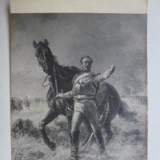Postales: POSTAL ANTIGUA. SALON DE 1913. HENRI CHARTIER. SIN CIRCULAR.. Lote 126523815