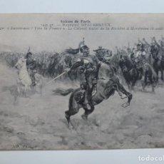 Postales: POSTAL ANTIGUA. SALONS DE PARIS. 1443. RAYMOND DESVARREUX. SIN CIRCULAR.. Lote 126524159