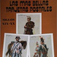 Postales: LAS MAS BELLAS TARJETAS POSTALES : SIGLO XIX-XX. Lote 132834086