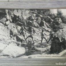 Postales: ACADEMIA DE INFANTERIA - 1912 - Nº 41 - PASO DIFICIL - 4ª COMPAÑÍA - DEDICADA POR DANIEL REGALADO - . Lote 138967126