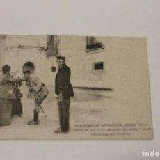 Postales: ACADEMIA DE INFANTERIA CURSO 1913-1914, GABINETE FOTOGRAFICO CARMONA, TOLEDO. Lote 139610646