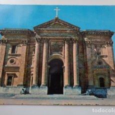 Postales: SAN FERNANDO. CADIZ. PANTEON MARINOS ILUSTRES. A VALENCIA. HUERFANOS DE LA MARINA. 1 PESETA. Lote 139462870