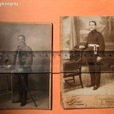 Postales: REGIMIENTO CAZADORES Nº13 DE CABALLERIA-2 FOTO POSTALES.. Lote 144486234