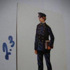 Postales: POSTAL ANTIGUOS UNIFORMES MILITARES - ENVIO INCLUIDO A ESPAÑA. Lote 145288166