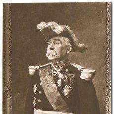 Postales: TARJETA POSTAL FRANCESA GÉNÉRAL PAU SALON DE PARÍS 1914 . Lote 145341898