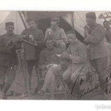Postales: GUERRA DEL RIF. POSTAL FOTOGRÁFICA.- TETUAN 1915. Lote 146198942