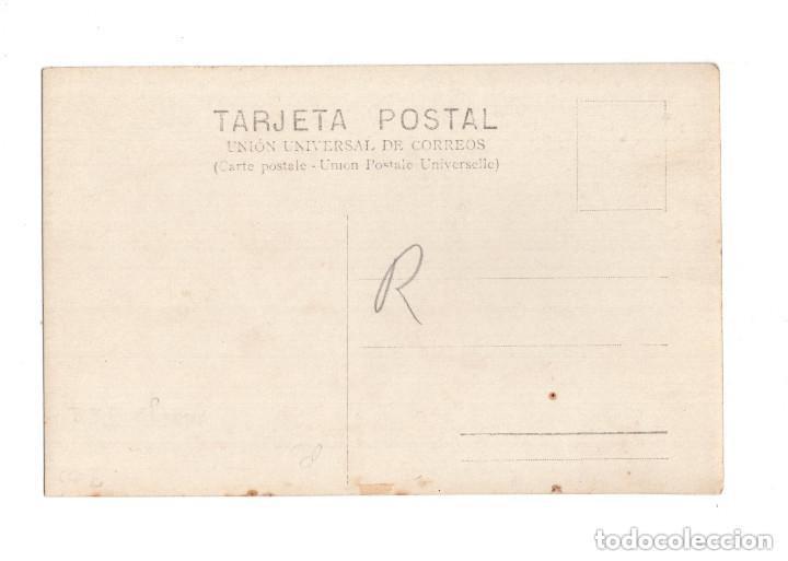 Postales: GUERRA DEL RIF. POSTAL FOTOGRÁFICA.- SOLDADOS. POSICIÓN DE ARTILLERÍA - Foto 2 - 146199954