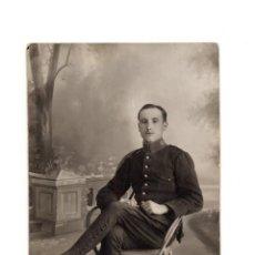 Postales: TETUAN.- 1921. REGIMIENTO DE INFANTERÍA Nº2. POSTAL FOTOGRÁFICA. J. RUIZ. Lote 146226238