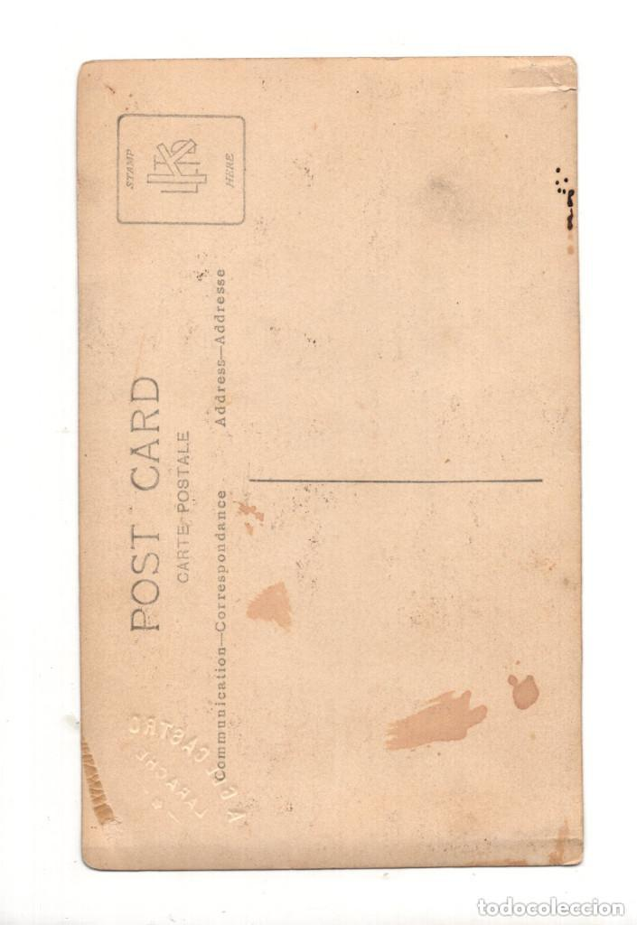 Postales: POSTAL FOTOGRÁFICA.- MILITAR 1916. A.G. DE CASTRO. LARACHE - Foto 2 - 146227082