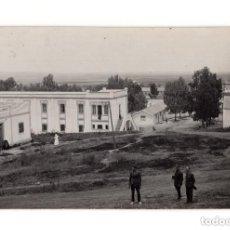 Postales: GUERRA DEL RIF. POSTAL FOTOGRÁFICA.- HOSPITAL HERMANAS DE LA CARIDAD. Lote 146233998