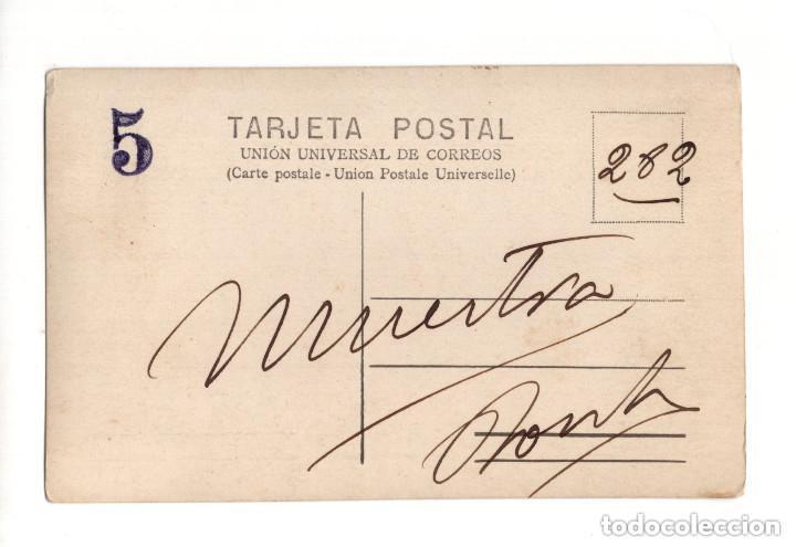 Postales: GUERRA DEL RIF. POSTAL FOTOGRÁFICA.- HOSPITAL HERMANAS DE LA CARIDAD - Foto 2 - 146233998