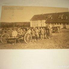 Postales: CAMP D'ELSENBORN. PARC D'ARTILLERIE . CIRCULADA.. Lote 147039562