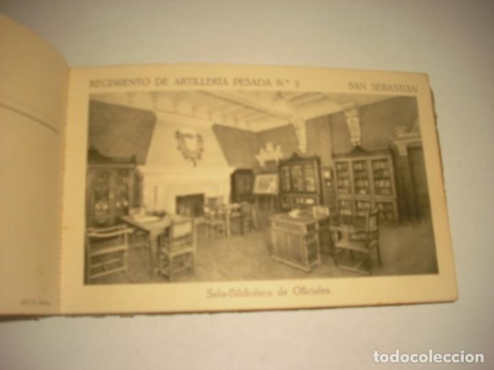Postales: REGIMIENTO DE ARTILLERIA PESADA Nº 3 , SAN SEBASTIAN . 24 POSTALES. - Foto 12 - 147733758