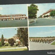 Postales: POSTAL SIN CIRCULAR MILITAR ACUARTELAMIENTO FERNANDO PRIMO DE RIVERA CIR2 ALCALA DE HENARES MADRID. Lote 148228994