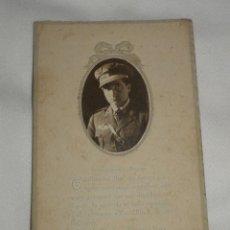 Postales: POSTAL ORIGINAL FOTO RAMON FRANCO CONMEMORACION VUELO PLUS ULTRA 1926 CIRCULADA. Lote 148473658