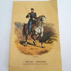 Postales: POSTAL ARMÉE SUISSE, COMMANDANT DE BATAILLON. Lote 148562798