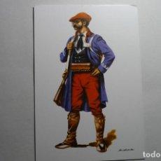 Postales: POSTAL GUIAS DE CABRERA - ESPAÑA 1834. Lote 150040198