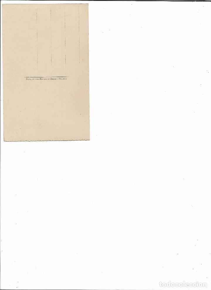 Postales: TARJETA POSTAL MUSEO DE ARTILLERIA ESCALERA PRINCIPAL FOTOTIPIA DE HAUSER Y MENET MADRID - Foto 3 - 151271202
