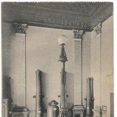 Postales: TARJETA POSTAL MUSEO DE ARTILLERIA VESTÍBULO FOTOTIPIA DE HAUSER Y MENET MADRID. Lote 151272658