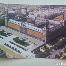 Postales: POSTAL CON FOTO AEREA DEL CUARTEL GENERAL DEL EJERCITO DEL AIRE . MADRID.. Lote 153476962