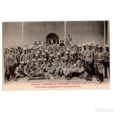 Postales: PALENCIA.- ACADEMIA DE CABALLERIA CUARTEL DE CAZADORES DE TALAVERA. COLECCION ACADEMIA CABALLERIA.. Lote 153817166