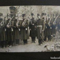 Postales: MILITARES ARMADOS-POSTAL FOTOGRAFICA MILITAR-VER FOTOS-(57.483). Lote 154174234