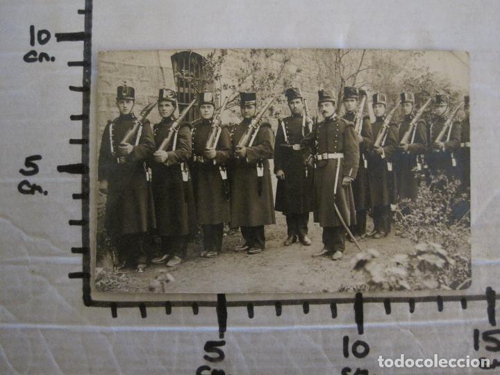 Postales: MILITARES ARMADOS-POSTAL FOTOGRAFICA MILITAR-VER FOTOS-(57.483) - Foto 3 - 154174234