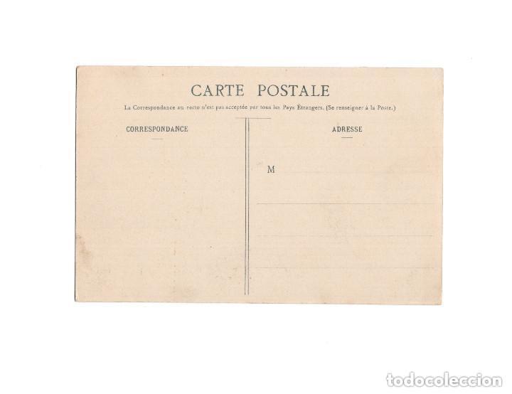 Postales: GUERRA DE MARRUECOS. CASABLANCA. JH BOUSSUGE.- ARRIVÉE DI 3ª BATAILLON DU 1º ZOUAVES - Foto 2 - 154245794