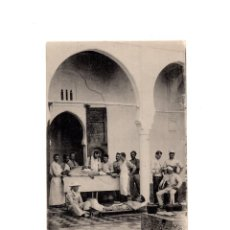 Postales: GUERRA DE MARRUECOS. CASABLANCA Nº 21. JH BOUSSUGE.- UNE OPÉRATION. Lote 154247334