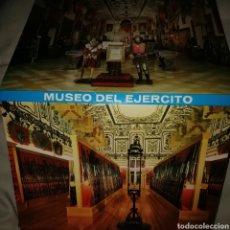 Postales: LOTE POSTALES ANTIGUO MUSEO DEL EJÉRCITO MADRID. Lote 156000053