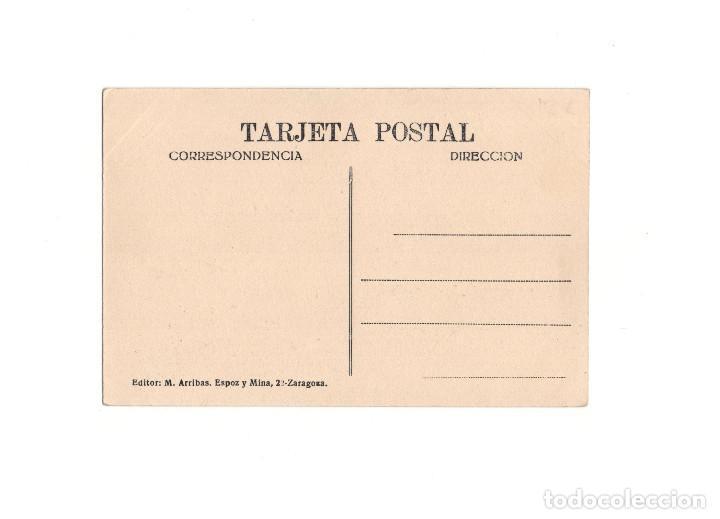 Postales: LA ENTRADA A MONTE ARRUIT EN EL MOMENTO DE SU OCUPACIÓN. - Foto 2 - 156649898