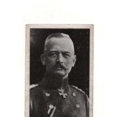 Postales: GENERAL ERICH VON FALKENHAYN. Lote 164969978
