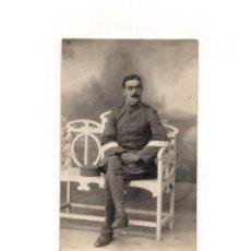 Postales: SARGENTO DE CABALLERÍA - POSTAL FOTOGRÁFICA. Lote 165367566